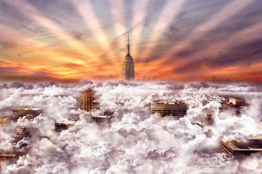 Heavens in New York