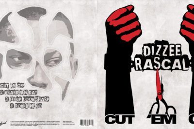 Dizzee Rascal CD Cover