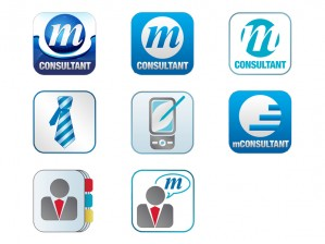mConsultant iPhone Icon