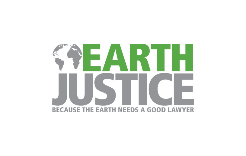 Earth Justice Logo Re-Design