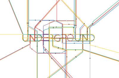 Underground Typography
