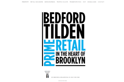 Bedford Tilden Retail Space